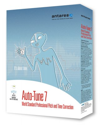 Antares Auto-Tune 7