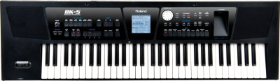 Roland BK-5 Keyboard