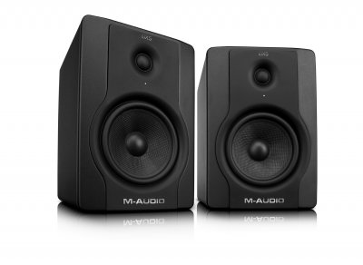 M-Audio BX5 D2 Monitors