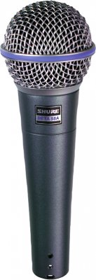 Shure Beta 58A Mic
