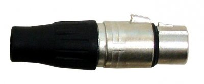 CBI XLR F Plug