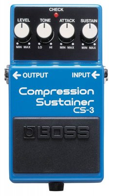 Boss CS-3 Sustainer Pedal