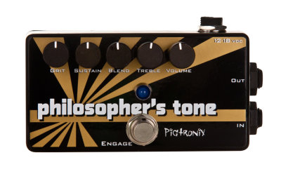 Pigtronix Tone Compressor