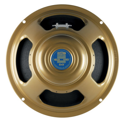 Celestion Alnico Gold 12
