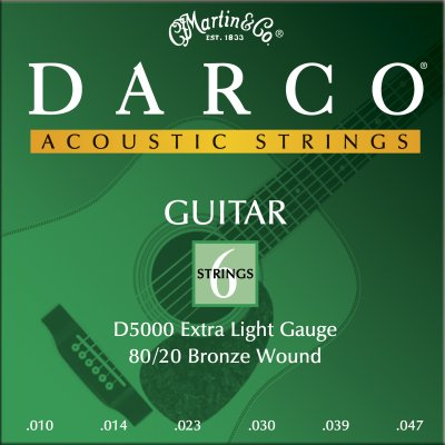 Darco Acoustic Strings