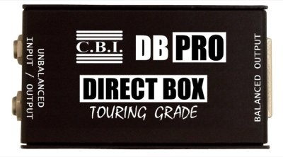 CBI DB Passive Direct Box