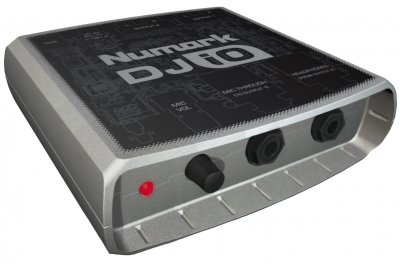 Numark DJ I/O Interface