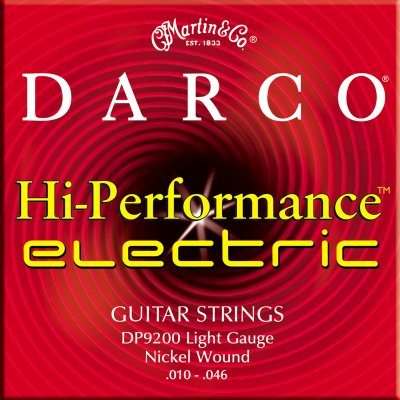 Darco Electric Strings