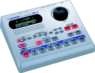 Boss DR-3 Dr. Rhythm