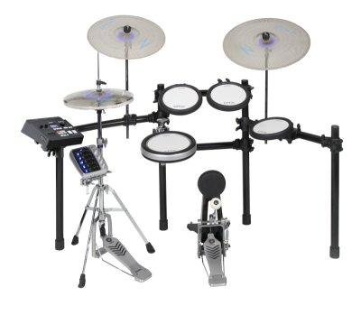 Yamaha DTX700K Drum Set