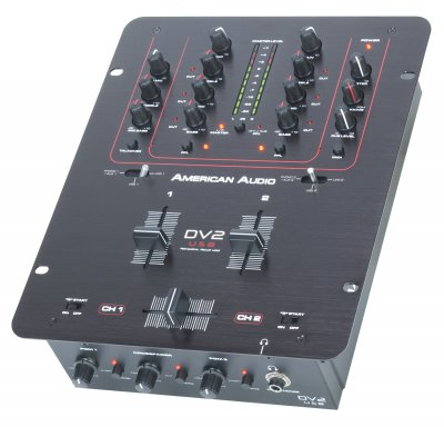 American Audio DV2 Mixer