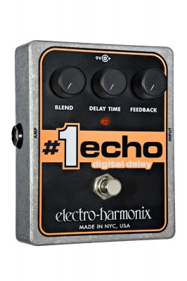 EHX Number 1 Echo Pedal