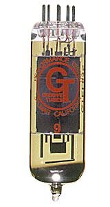 Groove Tubes EL84 Quartet