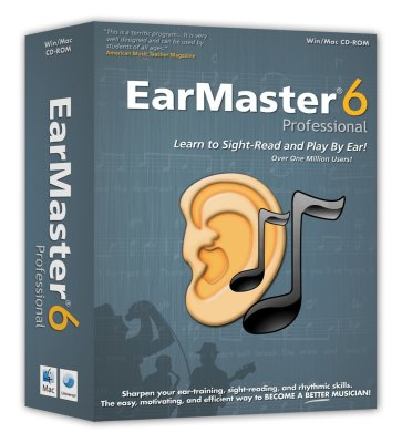 EarMaster Pro 6 Software