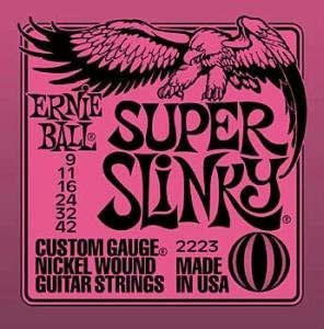 Ernie Ball Super Slinky