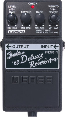 Boss FDR-1 Pedal