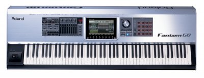Roland Fantom-G8