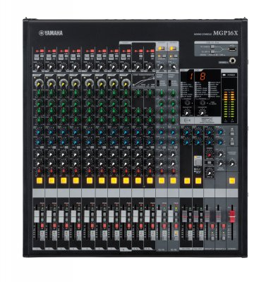 Yamaha MGP16X Mixer