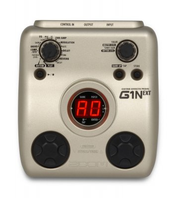 Zoom G1N Multi-FX Pedal