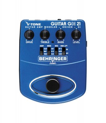 Behringer GDI21 Pedal