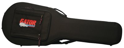 Gator GLLPS LP-Shape Case