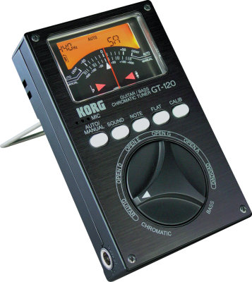 Korg GT120 Tuner