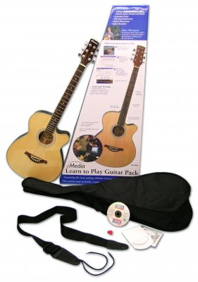 eMedia Guitar Pack