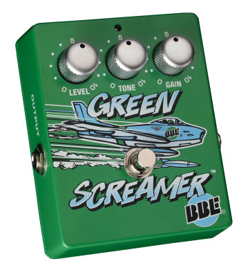 BBE Green Screamer OD