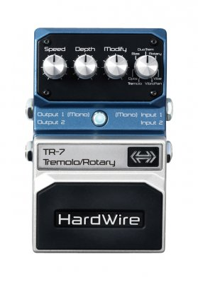 HardWire TR7 Guitar Pedal
