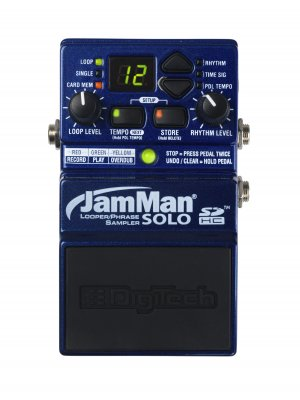 DigiTech JamMan Solo