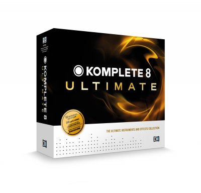 NI Komplete Ultimate