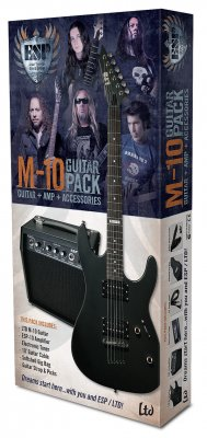 ESP M10 Guitar Package
