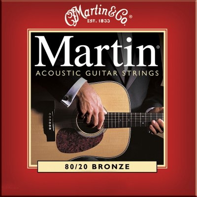 Martin M140 Strings