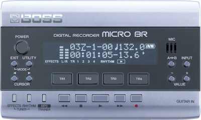 Boss Micro BR Recorder