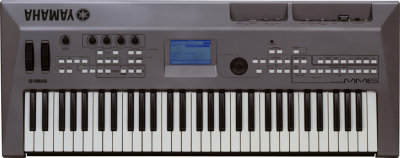Yamaha MM6 61-Key Synth