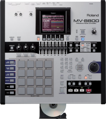 Roland MV8800 Sampler