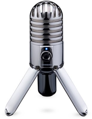 Samson Meteor Microphone