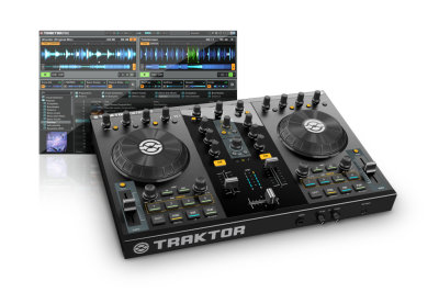 Traktor Kontrol S2 DJ