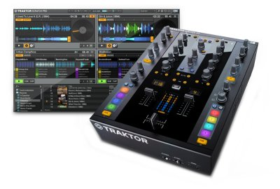Traktor Kontrol Z2 DJ Mix