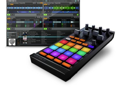 NI Traktor Kontrol F1