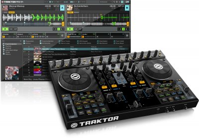 NI Traktor Kontrol S4