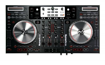 Numark NS6 DJ Controller