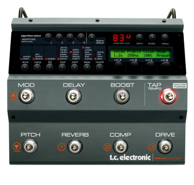 TC Electronic Nova System