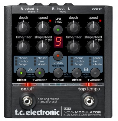 TC Electronic NM1 Pedal