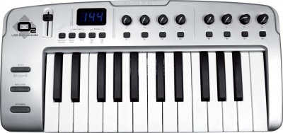 M-Audio O2 USB Keyboard
