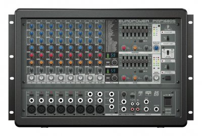 Behringer PMP1680S Mixer