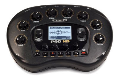 Line 6 POD HD Modeler