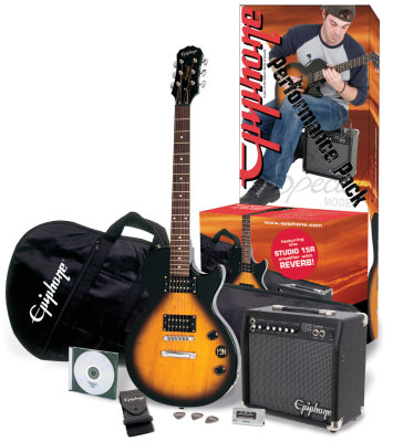 Les Paul Performance Pack