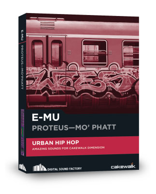 Cakewalk EMU MoPhatt