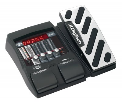 DigiTech RP255 Effects